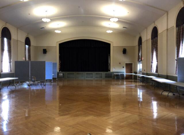 de Witt Hall Lasell University